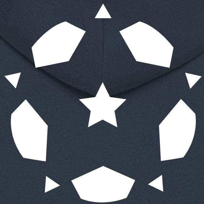 Star of the Beautiful Game vector small