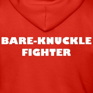 Bare-Knuckle Fighter - Men's Premium Hooded Jacket