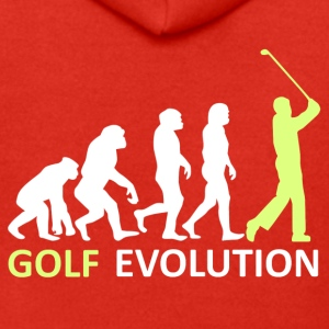 ++ ++ Golf Evolution - Herre premium hættejakke