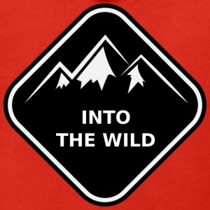 Into the Wild - Premium-Luvjacka herr