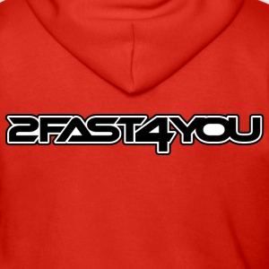 2fast4you - Men's Premium Hooded Jacket