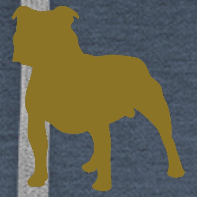 Armeija Staffordshire Bull Terrier Miesten
