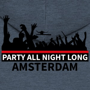 AMSTERDAM Party - Men's Premium Hooded Jacket