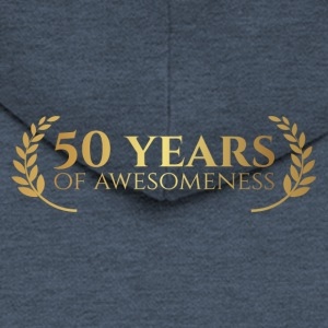 50th Anniversary: ​​50 Years of awesomeness - Men's Premium Hooded Jacket