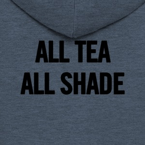 All Tea All Black Shade - Premium Hettejakke for menn