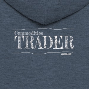 Commodities Trader - Männer Premium Kapuzenjacke