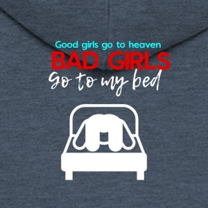 Good girls go to heaven - Männer Premium Kapuzenjacke