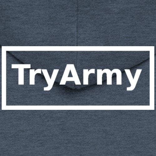 TryArmy - Männer Premium Kapuzenjacke