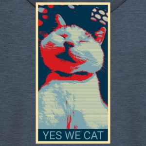 YES WE CAT - Männer Premium Kapuzenjacke