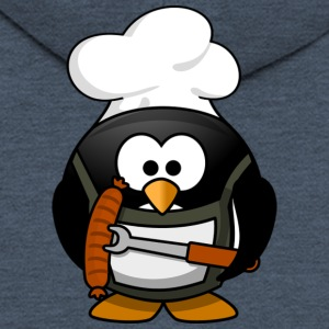 Penguin Cook - Premium Hettejakke for menn
