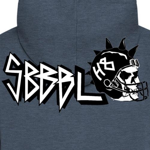 SBBBL 16 Wide - Men's Premium Hooded Jacket