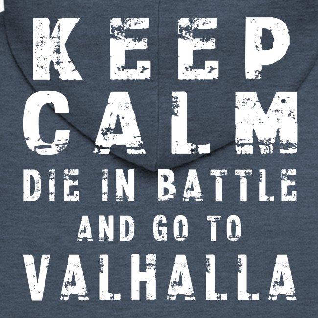 KEEP CALM VALHALLA