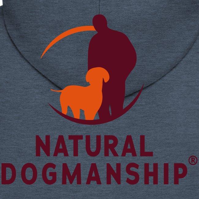Jacke mit Natural Dogmanship Logo