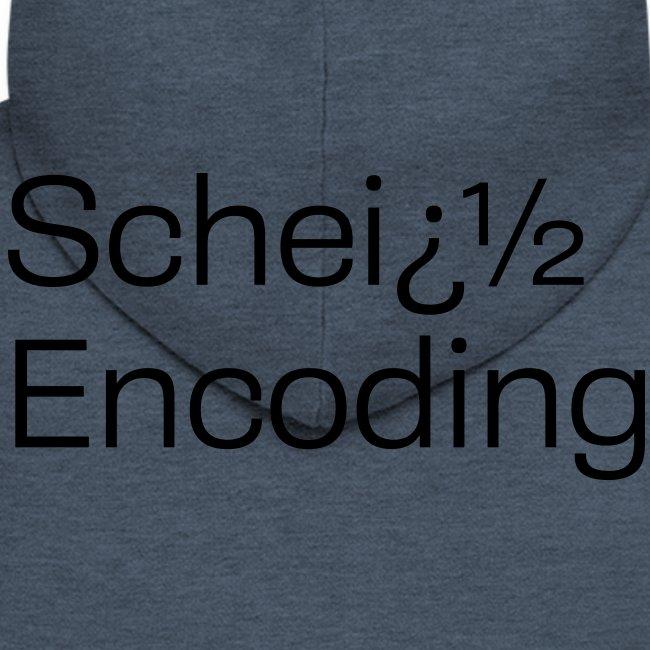 Scheiß Encoding