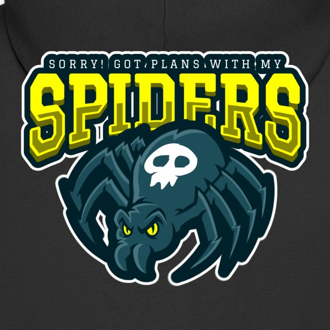 Sorry Spiderplans