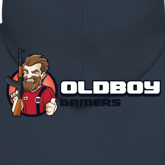 Oldboy Gamers Fanshirt