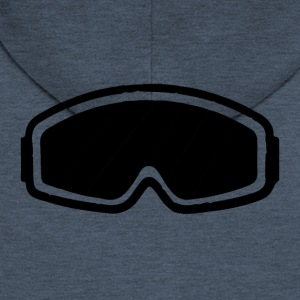 snowboard goggles - Men's Premium Hooded Jacket
