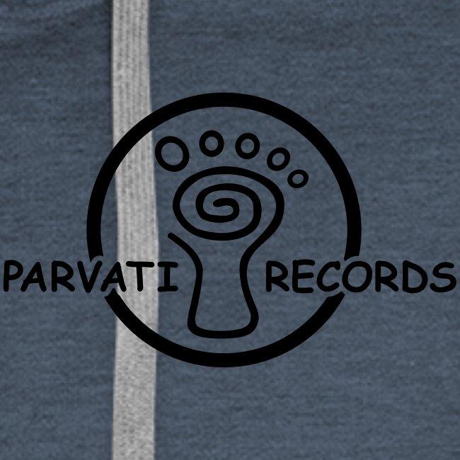 Parvati Records steampunk logo
