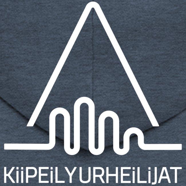 'Kiipeilyurheilijat' Logo White