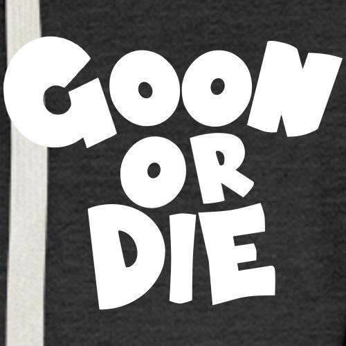 GOON OR DIE Zipper