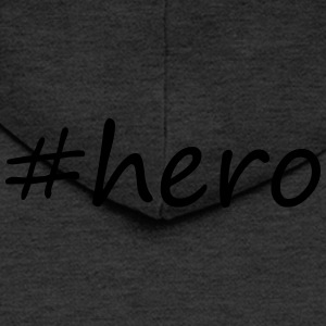 Hero shirt design - Men's Premium Hooded Jacket
