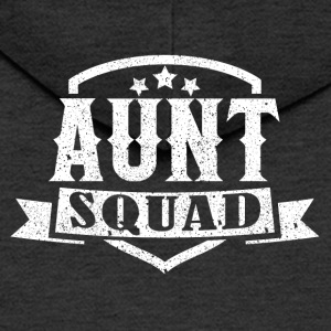 Aunt Squad - Men's Premium Hooded Jacket