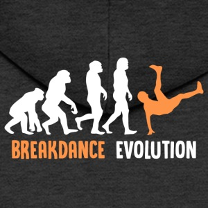 ++ ++ Breakdance Evolution - Men's Premium Hooded Jacket