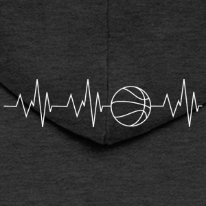 Heartbeat Basketball - Premium Hettejakke for menn