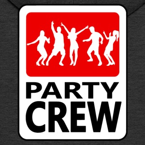 Party Crew - Men's Premium Hooded Jacket