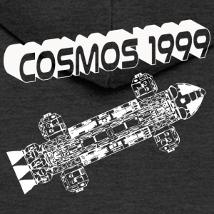 Cosmos1999 wite - Men's Premium Hooded Jacket