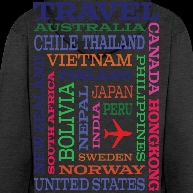 Travel Places design