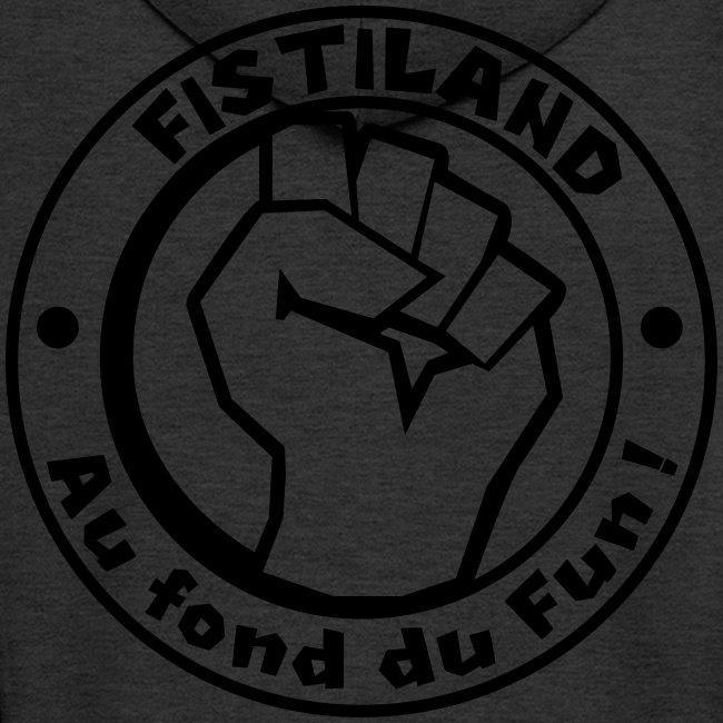 logo Fistiland Noir