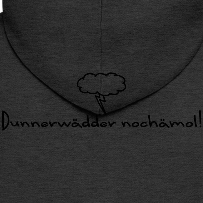 Hohenlohe: Dunnerwädder