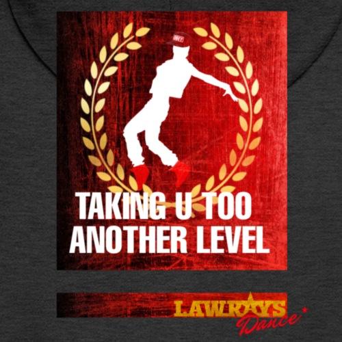 Level - Männer Premium Kapuzenjacke