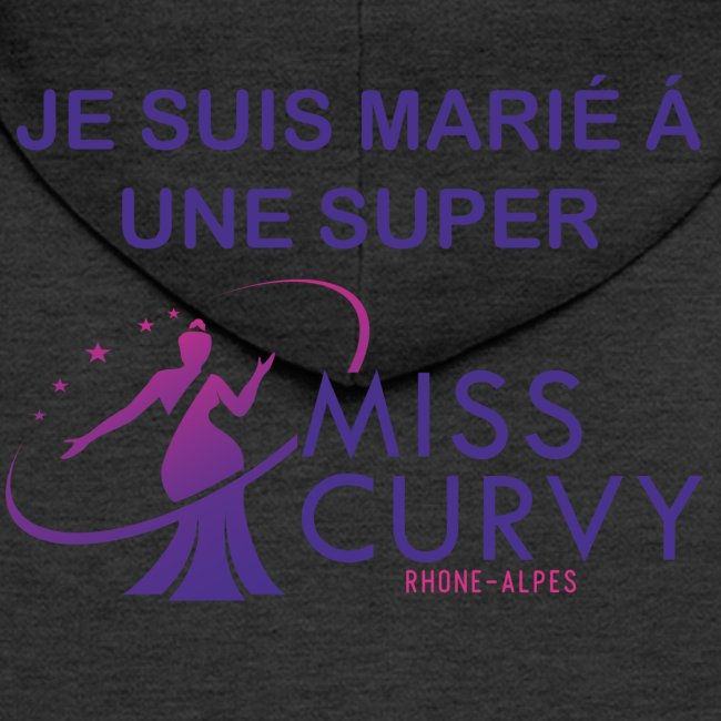 MISS CURVY Je suis marié
