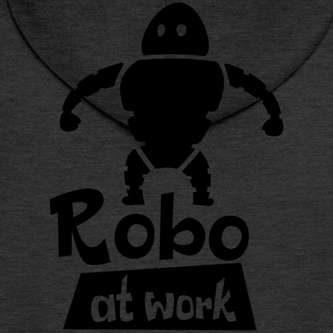 robot at work