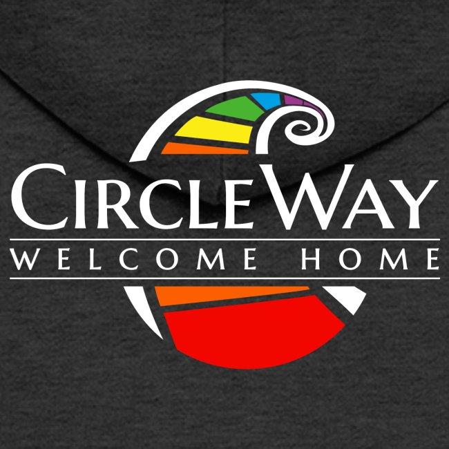 Circleway Welcome Home Logo – weiß