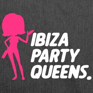 Ibiza Party Queens - Skuldertaske af recycling-material