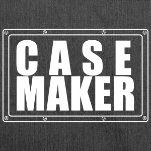 Casemaker - Flight case - Skulderveske av resirkulert materiale
