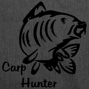 carpe Hunter - Sac bandoulière 100 % recyclé