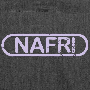 Nafri Stamp - Schultertasche aus Recycling-Material