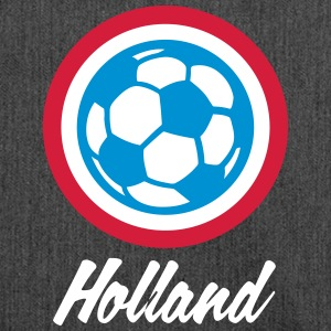 Holland Football Emblem - Borsa in materiale riciclato