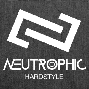 Neutrophic Hardstyle - Schultertasche aus Recycling-Material