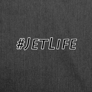 JetLife - Shoulder Bag made from recycled material
