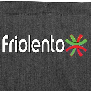 friolento - Borsa in materiale riciclato