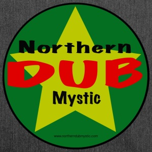 Northern Dub Mystic Logo - Borsa in materiale riciclato