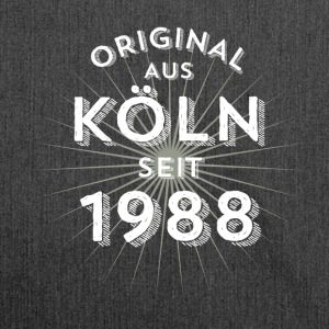 Original from Cologne since 1988 - Shoulder Bag made from recycled material