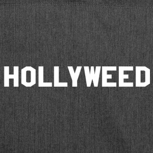 Hollyweed - Sac bandoulière 100 % recyclé