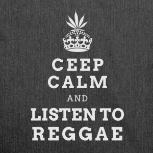 CEEP CALM REGGAE (LIGHT LABEL) - Schoudertas van gerecycled materiaal