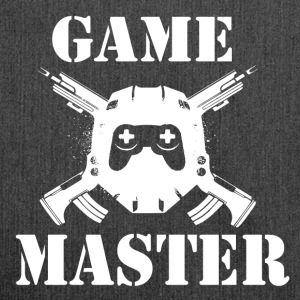 Game Master - Gamer Passion - Shoulder Bag made from recycled material